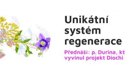 Unikátní systém regenerace